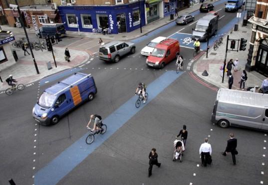نظام مسارات الدراجات المشتركة