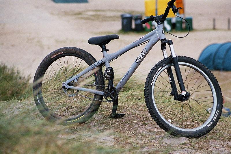 دراجة جبلية للطرق الوعرة والانحدار
