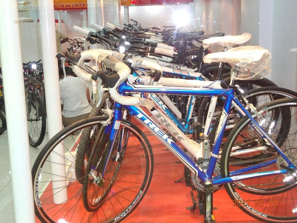 دراجات شارع Trek تريك