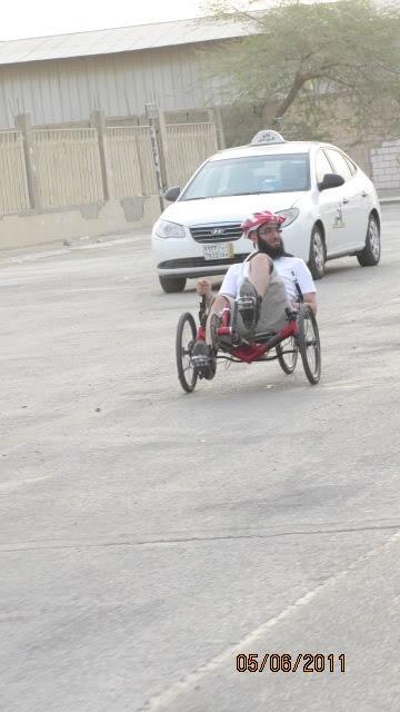 جارية في شوارع الرياض