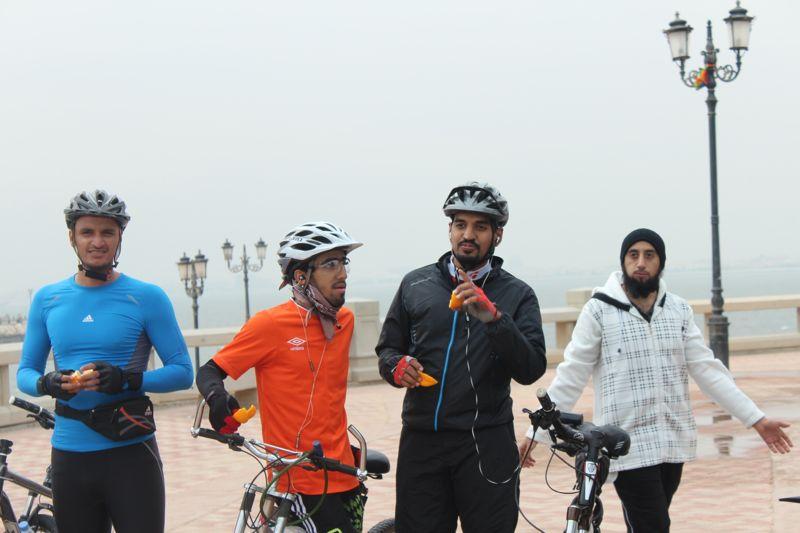عبدالعزيز الملحم، عبدالرحمن المسعري عثمان الفريان عبدالهادي الغامدي والبرتقال