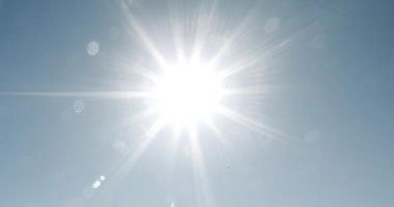 الشمس الحارقة