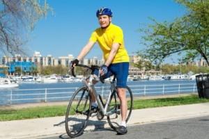 دراجة شارع رياضية خفيفة