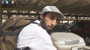 """عبدالعزيز الملحم في """"أنا أتنقل بدراجة"""" الوثائقي"""