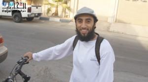 عبدالعزيز الملحم في وثائقي أنا أتنقل بدراجة
