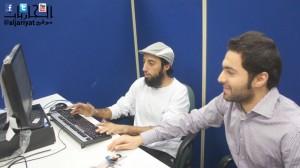 عبدالعزيز الملحم وأحمد النعيم