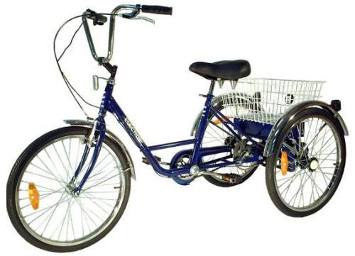 دراجة بثلاث عجلات