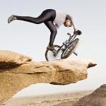 هل الدراجة خطرة؟