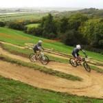 مسار دراجات سباق جبلي
