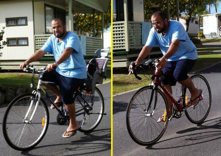 بعد التجربة الفعلية: دراجة الطريق ليست مناسبة للمبتدئين!