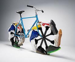 دراجة مغشوشة