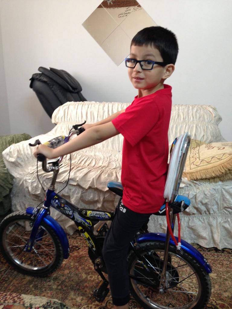 omar bicycle