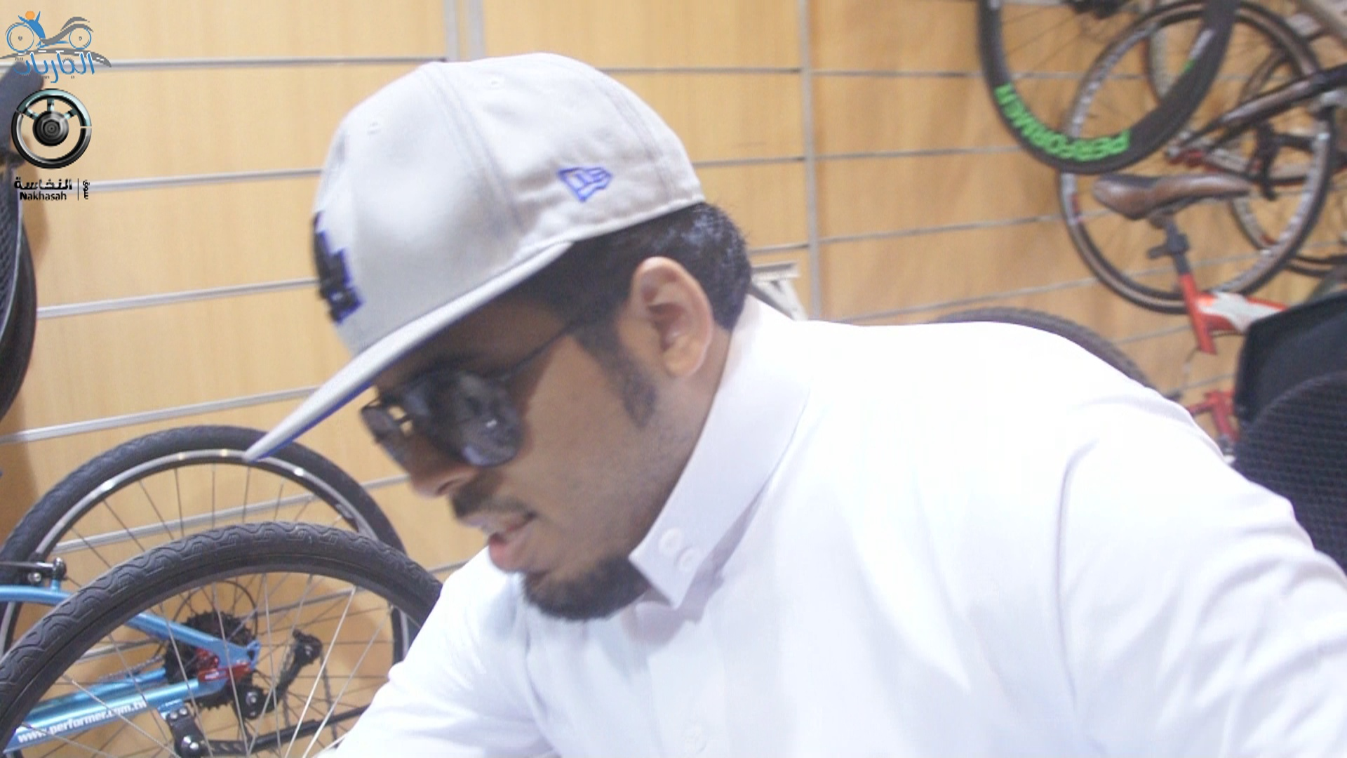 محمد سعد المغرد المتمرد