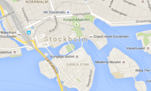 stockholm car free day