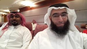 يوسف الرميح و خالد الصقعبي و حسام الملحم