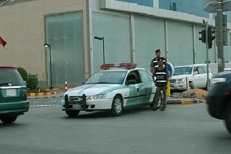 المرور السعودي